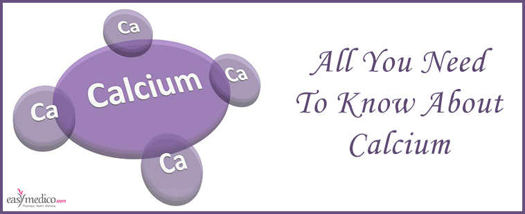All You Need To Know About Calcium