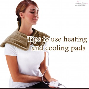 Tips to use heating and cooling pads