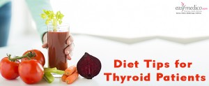 Diet Tips for Thyroid Patients
